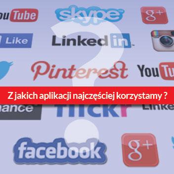 Loga narzędzi dla Social Media