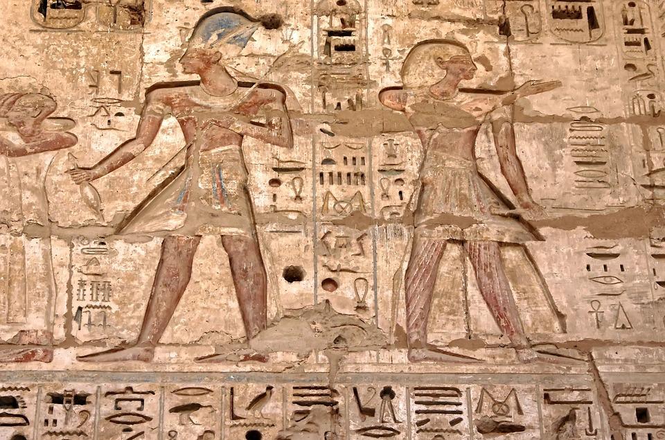 Emotikony starożytnego Egiptu